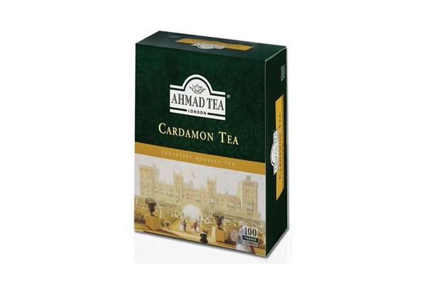 AhmadTea 100er tb with Cardamon