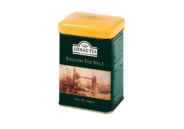 AhmadTea(Aromatisierter)- English Tea 100g No. 1