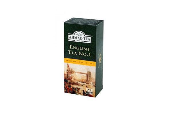 AhmadTea(Aromatisierter)- English Tea 25er tb No. 1