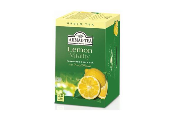 AhmadTea(Aromatisierter)- Lemon 20er tb