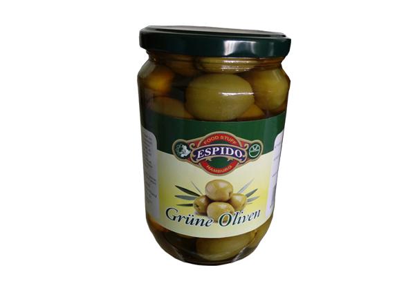 Grüne Oliven Ohne Stein shishe